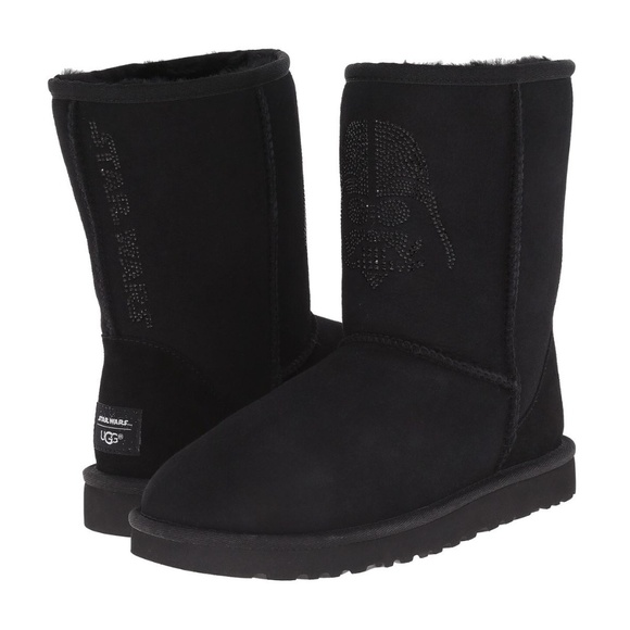 48bf9ef3f60 UGG Shoes | Star Wars Darth Vader Classic Boots | Poshmark